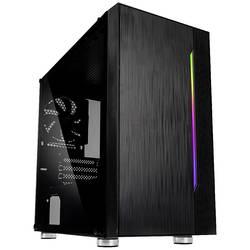 Herné puzdro midi tower Kolink Inspire K6 RGB, čierna