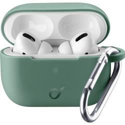 Cellularline Bounce taška na sluchátka Vhodné pro:sluchátka in-ear zelená