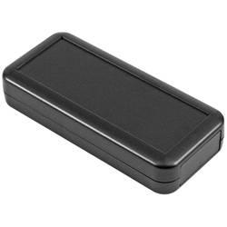 Plastová krabička Hammond Electronics 1552C3BK, 110 x 50 x 22 mm, plast ABS , IP54, čierna, 1 ks