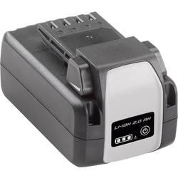 Náhradný akumulátor pre elektrické náradie, ALPINA Outdoor BT 2040 Li 273001200/20, 40 V, 2 Ah, Li-Ion akumulátor