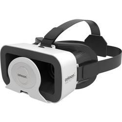 Okuliare pre virtuálnu realitu Celexon Economy VRG 1, čierna, biela