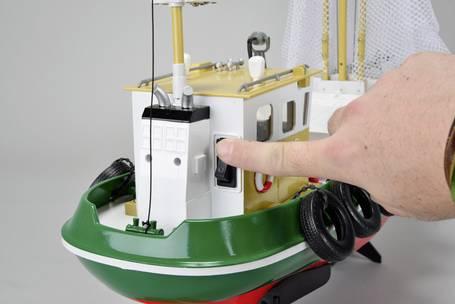 Richtiger Umgang mit ferngesteuerten Booten ist von enormer Bedeutung