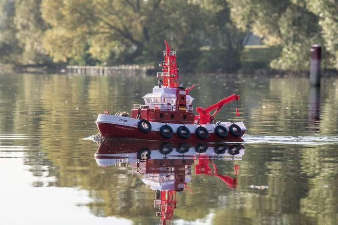 Ferngesteuerte Boote zum Basteln und Tüfteln