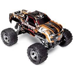 RC model auta monster truck Traxxas Stampede, komutátorový, 1:10, zadný 2WD (4x2), RtR, 50 km/h