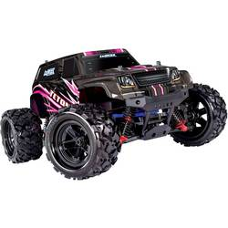 RC model auta monster truck Traxxas LaTrax Teton, komutátorový, 1:18, 4WD (4x4), 100% RTR