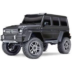 Traxxas TRX-4 Mercedes G500 Brushed 1:10 RC Modellauto Elektro Crawler Allradantrieb (4WD) RtR 2,4 GHz*