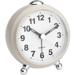 Quartz budík TFA Dostmann Retro 60.1030.09, časov budenia 1, béžová