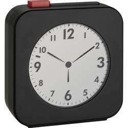 DCF budík TFA Dostmann Digitaler Funk-Wecker 60.2555.01, časov budenia 1, čierna
