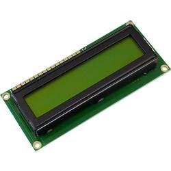 LCD displej Display Elektronik DEM16101SYH-LY, DEM16101SYH-LY, 5.95 mm