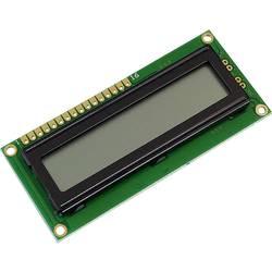 LCD displej Display Elektronik DEM16101TGH, 5.95 mm