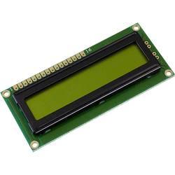 LCD displej Display Elektronik DEM16101SYH, DEM16101SYH, 5.95 mm