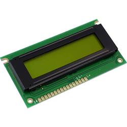 LCD displej Display Elektronik DEM16217SYH-PY, DEM16217SYH-PY, 5.55 mm
