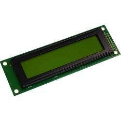 LCD displej Display Elektronik DEM20231SYH-PY, DEM20231SYH-PY, 5.55 mm
