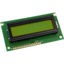 LCD displej Display Elektronik DEM16217SYH-LY, DEM16217SYH-LY, 5.55 mm