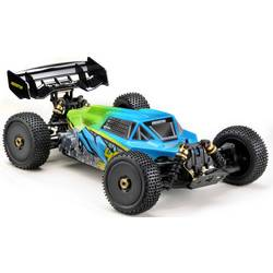 Absima STOKE Gen2.0 Blau Brushless 1:8 RC Modellauto Elektro Buggy Allradantrieb (4WD) RtR 2,4 GHz*