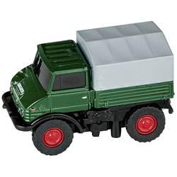 RC model nákladného automobilu poľnohospodárske vozidlo Carson Modellsport Unimog U406 Forst 504126, 1:87
