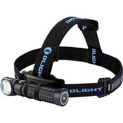 LED čelovka OLight Perun-Kit 12000-70711, napájanie z akumulátora, 120 g, čierna