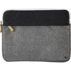 """Obal na notebook Hama Florenz s max.veľkosťou: 25,7 cm (10,1"""") , čierna, sivá"""