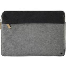 """Obal na notebook Hama Florenz s max.veľkosťou: 33,8 cm (13,3"""") , čierna, sivá"""