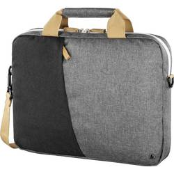 """Taška na notebook Hama Florenz 00185620 S Max.veľkosť: 35,8 cm (14,1"""") , čierna, sivá"""