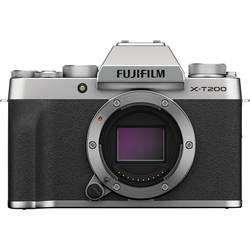 Digitálny fotoaparát Fujifilm X-T200 + XC15, 24.2 Megapixel, strieborná