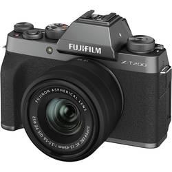 Digitálny fotoaparát Fujifilm X-T200 + XC15, 24.2 Megapixel, Dark silver