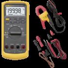 Fluke 87V IMSK Hand-Multimeter digital CAT III 1000 V, CAT IV 600 V Anzeige (Counts): 20000
