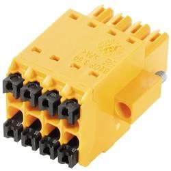 Zásuvkové púzdro na kábel Weidmüller B2CF 3.50/40/180F SN BK BX 2558570000, 77 mm, pólů 40, rozteč 3.5 mm, 24 ks
