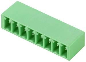 1 x Stiftgehäuse-Platine RM 5,08mm 16-polig NEU