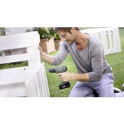 Aku vŕtací skrutkovač Bosch Home and Garden UniversalDrill 18 06039C8005, 18 V, 1.5 Ah, Li-Ion akumulátor