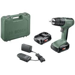 Aku príklepová vŕtačka Bosch Home and Garden UniversalImpact 18 06039C8101, 18 V, 1.5 Ah, Li-Ion akumulátor