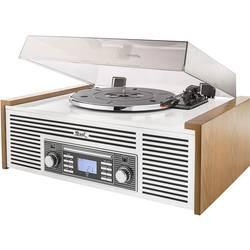 Gramofón Dual Dual NR 7 - Nostalgie-Komplettanlage s remienkovým náhonom