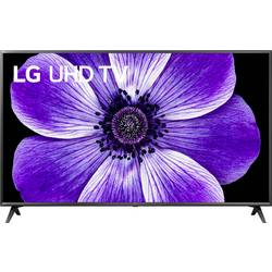 LG Electronics 65UN71006LB LED TV 164 cm 65 palca en.trieda A (A +++ - D) DVB-T2 HD, DVB-C, DVB-S2, UHD, Smart TV, WLAN, PVR ready, CI+