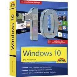 Image of Markt & Technik Windows 10 Praxisbuch 02169 1 St.