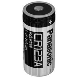 Lítiová fotobatéria CR-123A Panasonic CR-123A, 1550 mAh, 3 V, 1 ks