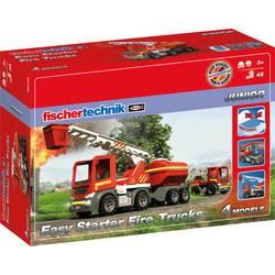 Experimentálna súprava fischertechnik Easy Starter Fire Trucks 554193, od 3 rokov