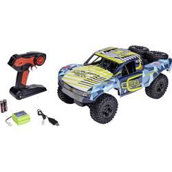 Carson Modellsport Amphi Pow.Truck Gelb Brushed 1:10 RC Modellauto Elektro Short Course Allradantrieb (4WD) RtR 2,4 GHz*