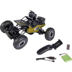 RC model auta Carson Modellsport Movie App Crawlee, komutátorový, 1:14, elektrický crawler RtR, 2,4 GHz