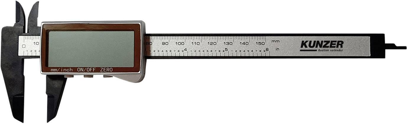 Digitaler Digital Messschieber Schieblehre 150 mm Helios Preisser DIGIMET T=eck