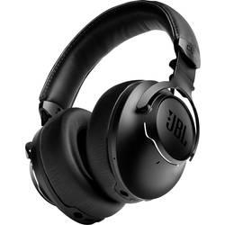 Bluetooth, káblové Hi-Fi slúchadlá Over Ear JBL Club One JBLCLUBONEBLK, čierna