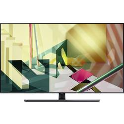 Samsung GQ85Q70 QLED TV 214 cm 85 palca en.trieda A + (A +++ - D) Twin DVB-T2/C/S2, UHD, Smart TV, WLAN, PVR ready, CI+ čierna