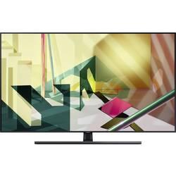 Samsung GQ85Q70 QLED TV 214 cm 85 palca Twin DVB-T2/C/S2, UHD, Smart TV, WLAN, PVR ready, CI+ čierna