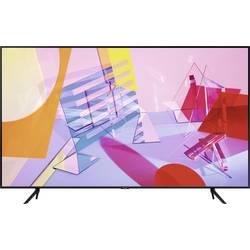 Samsung GQ75Q60 QLED TV 189 cm 75 palca en.trieda A + (A +++ - D) DVB-T2, DVB-C, DVB-S, UHD, Smart TV, WLAN, PVR ready, CI+ čierna