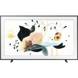 Samsung GQ50LS03 QLED TV 125 cm 50 palca en.trieda B (A +++ - D) DVB-T2, DVB-C, DVB-S, UHD, Smart TV, WLAN, PVR ready, CI+ čierna