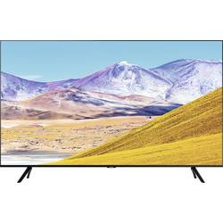 Samsung GU55TU8079 LED TV 138 cm 55 palca DVB-T2, DVB-C, DVB-S, UHD, Smart TV, WLAN, CI+ čierna