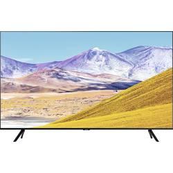 Samsung GU75TU8079 LED TV 189 cm 75 palca en.trieda A + (A +++ - D) DVB-T2, DVB-C, DVB-S, UHD, Smart TV, WLAN, CI+ čierna