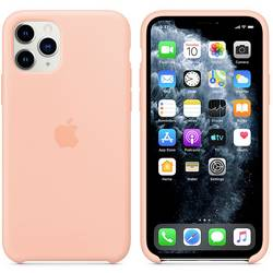 Apple iPhone 11 Pro Silicone Case N/A, grapefruit