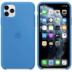Apple iPhone 11 Max Silicone Case N/A, surf Blue