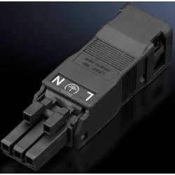 Pripojovacie element Rittal SZ 2500.600, 63.6 mm, 5 ks