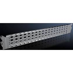 Montážne podvozok Rittal VX 8100.732, 600 mm, nerezová ocel, 2 ks